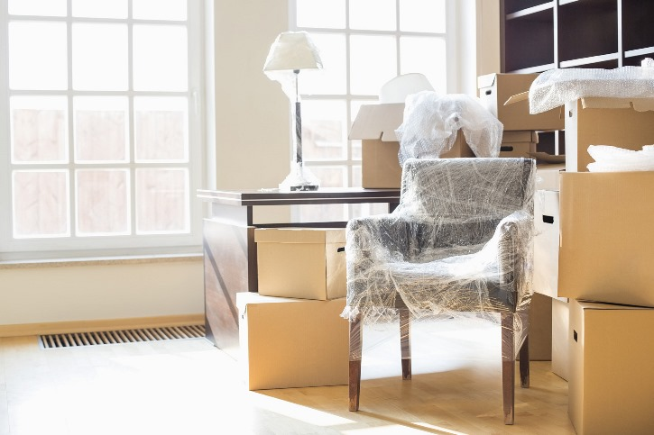 House Packing Services in Los Angeles, CA