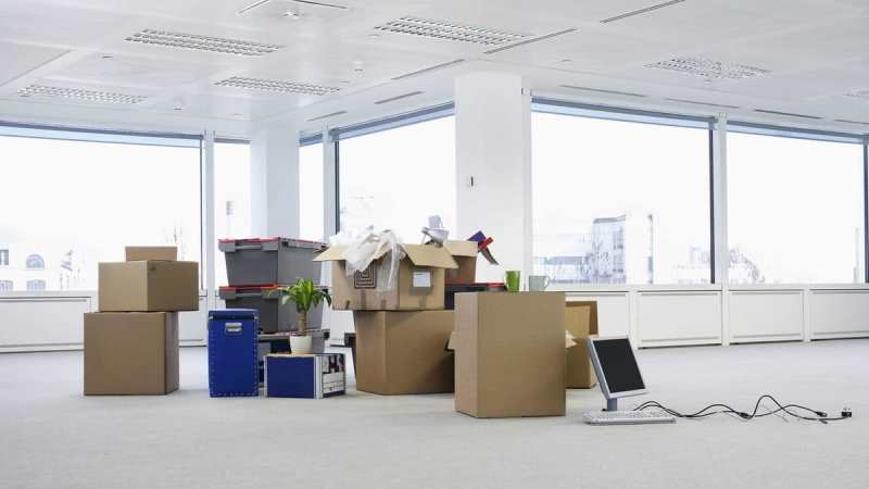 Office movers in Los Angeles